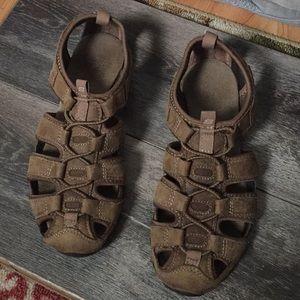 Sketchers Sandals Shoes 7.5